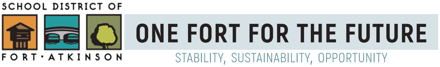 #1Fort4theFuture - Stability, Sustainability, Opportunity